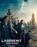 Labirent 3 Son İsyan (2018)