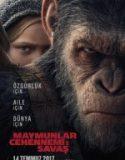 Maymunlar Cehennemi 3 Savaş (2017)