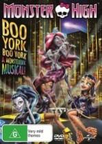 Monster High Boo York, Boo York (2015) Türkçe Dublaj izle
