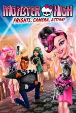 Monster High Hauntlywood Macerası (2014) Türkçe Dublaj izle