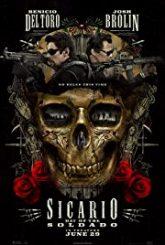 Sicario 2 (2018) Türkçe Dublaj izle