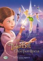 Tinker Bell ve Peri Kurtaran (2010) Türkçe Dublaj izle