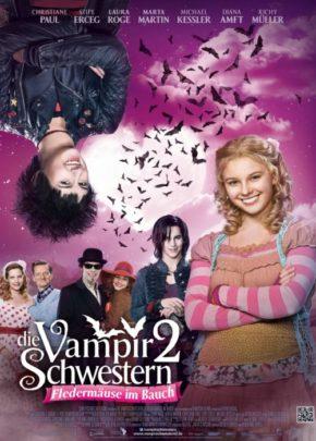 Vampir Kız Kardeşler 2 (2014)